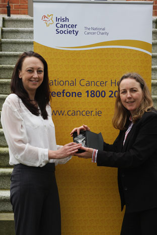 Dawn O'Shea and Grainne O'Rourke