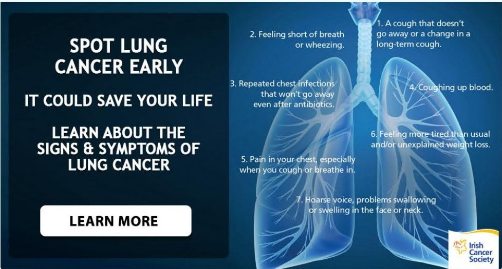 Irish Cancer Society launches 2019 campaign highlighting